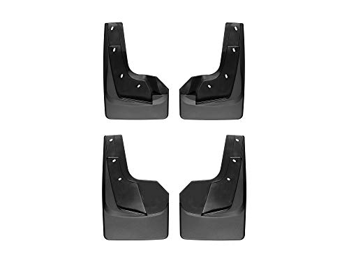 WeatherTech No-Drill MudFlaps for Dodge Ram...