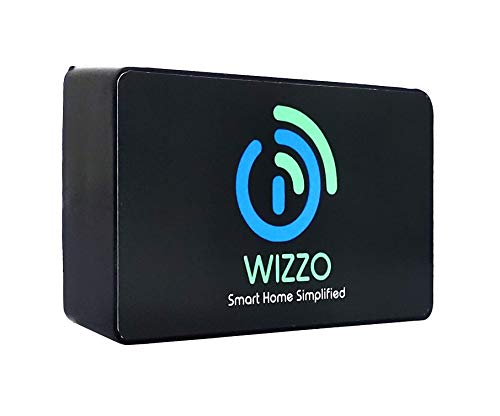 Made in India Home Automation Wizzo 4S WiFi 4 Node Smart Device for Home Automation| Voice Control with Amazon Alexa | Retrofit | No Re-Wiring | Compatible with Android and iOS