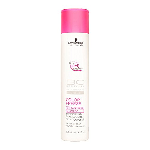Schwarzkopf Bonacure Color Freeze Sulfatfreies Shampoo,...