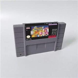 Game card Super Bomberman 3 - Action Game Card US Version Game Cartridge SNES , Game Cartridge 16 Bit SNES
