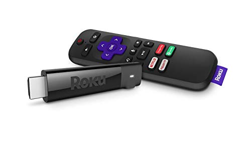 Roku Streaming Stick+ | HD/4K/HDR Streaming Media Player, Black