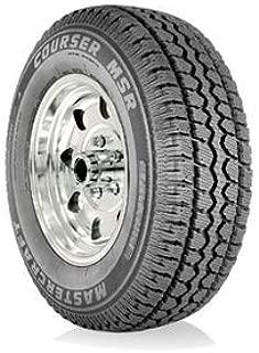 Mastercraft Courser MSR All-Season Radial Tire - 255/65R17/SL 110S