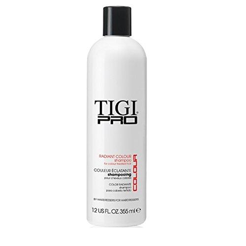 TIGI Pro Radiant Colour Shampoo, 12 Fluid Ounce