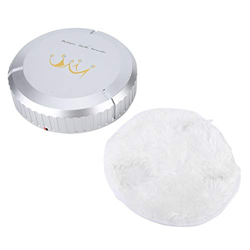 Yosooo Mini Smart Sweeping Robot Cleaning Machine Automatic Household Dust Cleaner High Suction with Beater Brush Auto Self-Charging Drop Sensor Works On Hard Floor Carpet