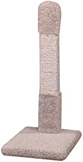 Ware Manufacturing Kitty Cactus with Sisal Carpeted Scratch Post, 32-Inch
