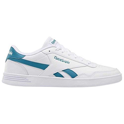 Reebok Royal TECHQUE T, Zapatos de Tenis para Hombre, Multicolor (Blanco/SEATEA/Blanco)