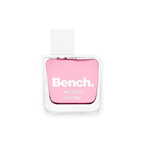 Bench Motion For Her, Eau de Toilette 50ml