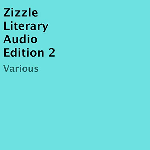 『Zizzle: Short Stories for Young Minds』のカバーアート