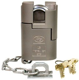 Sargent & Greenleaf 951-009 951C High Security Padlock w/ Commercial Cylinder