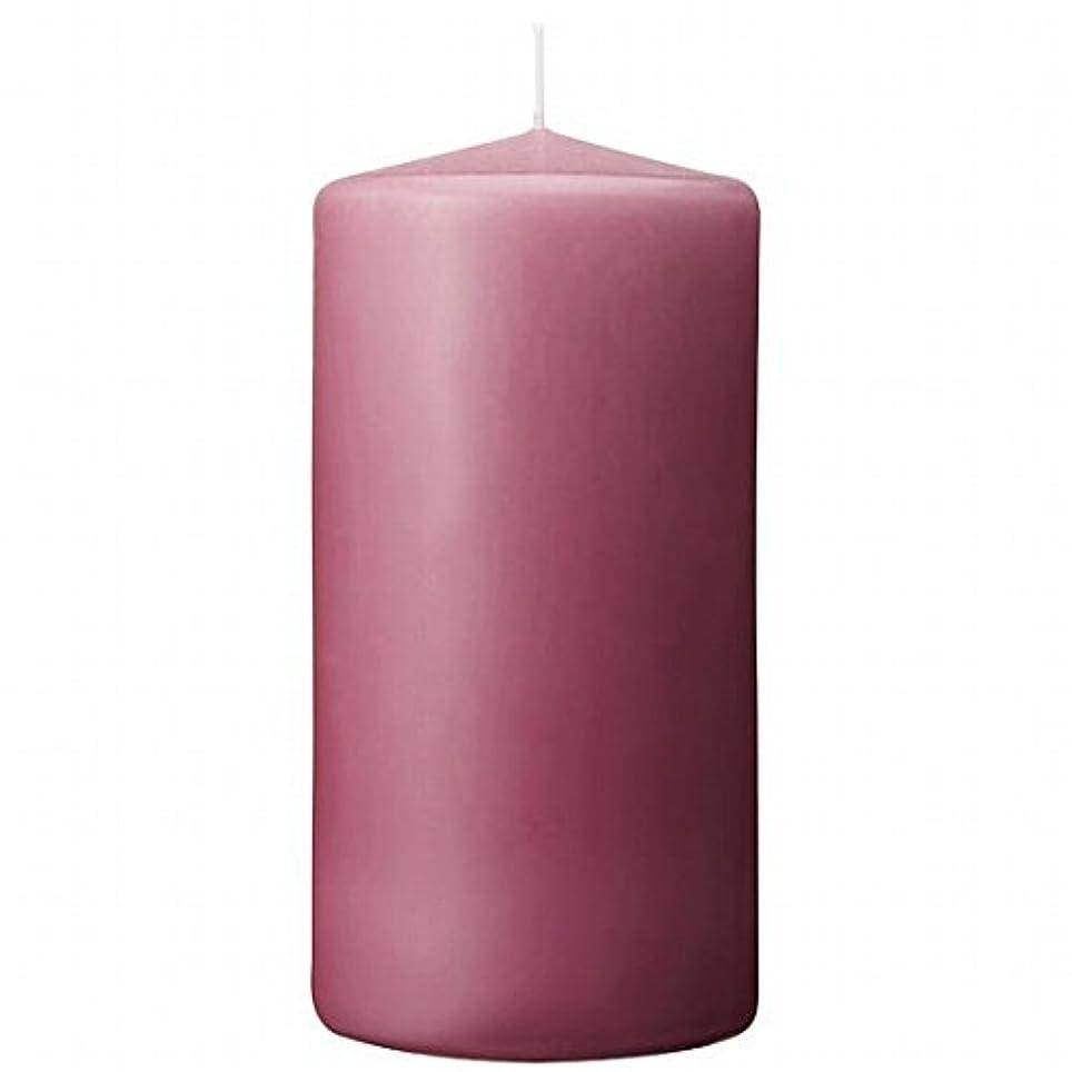 投げる同種の比率カメヤマキャンドル(kameyama candle) 3×6ベルトップピラーキャンドル 「 ラベンダークリーム 」