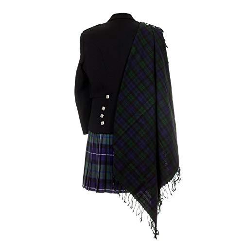 Neuf écossais 100/% cachemire Tartan Check Scarf pour Femme Homme La maison de Balmoral