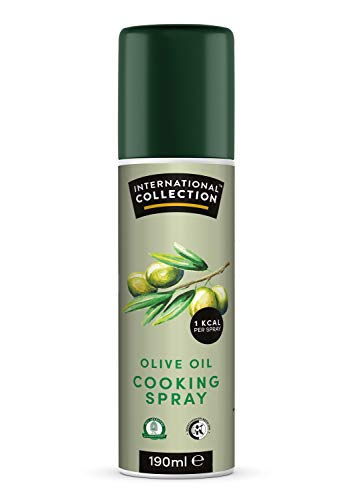 International Collection Cooking Spray Olive - 190 Gr
