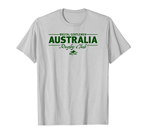 Brutal Gentlemen Rugby Club Australia T-Shirt
