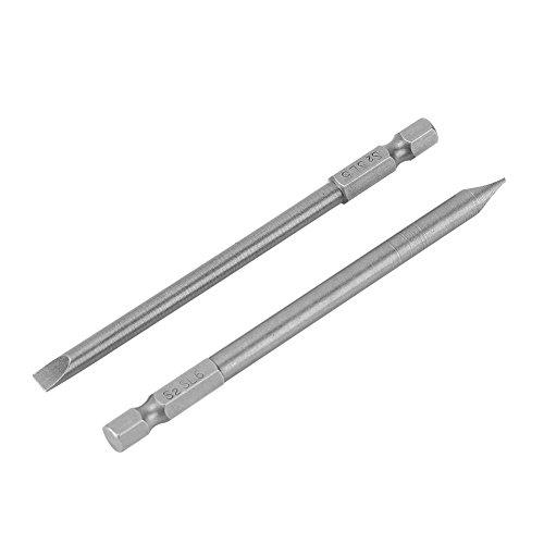 Destornillador duradero, destornillador tipo destornillador duradero y resistente, juego de puntas de destornillador de magnetismo S2 acero hecho