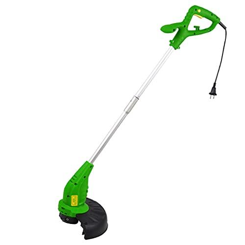 Handheld lawn mower Recortadora y Recortadora inalámbrica. Cortacésped telescópico Ligero con Cable...