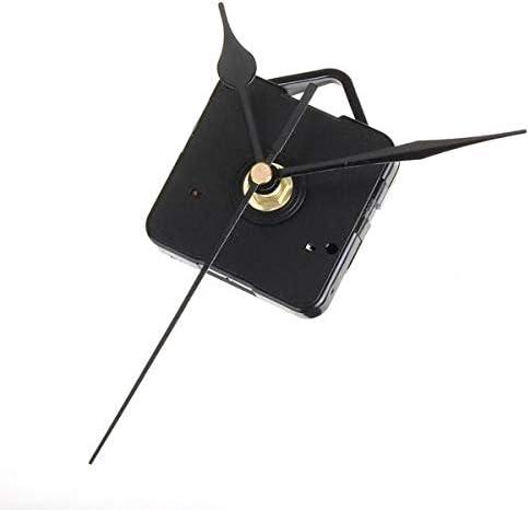 Soldering Heavensense Black Hands DIY Quartz Silent Clock Movement Kit Super sale