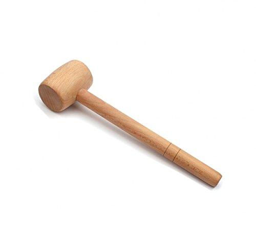 CHENGYIDA Lederen Hout Hamerhamer Goed Gereedschap Voor Lederen Carving Effen Hout Lederen Hamerhamer