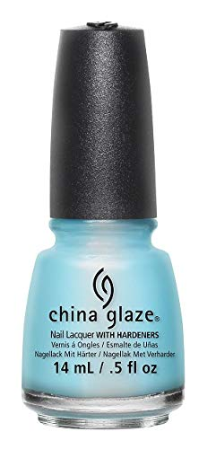 China Glaze Nail Lacquer with Hardner - Collection 2015 Road Trip - Dashboard Dreamer, 1er Pack (1 x 14 ml)