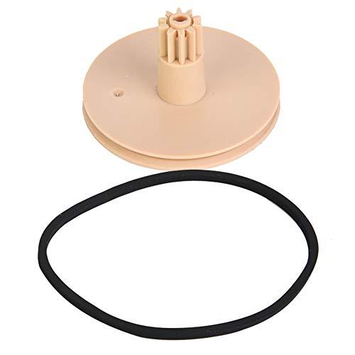 Cabeza, alta calidad para cinturón de engranajes de tocadiscos, para tocadiscos vintage