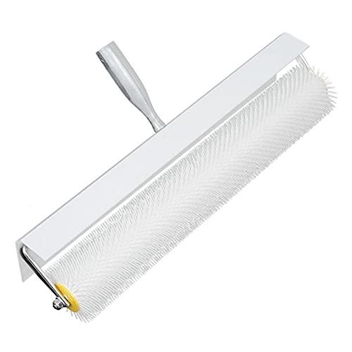 PBOHUZ Rodillo de aireación con púas-500 mm para Suelos de látex, autonivelante, Rodillo de Suelo Compuesto con púas