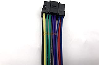 Davitu Cables, Adapters & Sockets - ISO LEAD WIRING Harness connector adapter for ALPINE CDA- CDE- CDM- CVA IDA