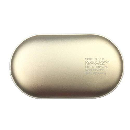 Coversolate Beheizbare Mauspad mit USB, Mauspad Handwärmer 2 in 1 für Herren Damen Büro Zuhause (Pink)