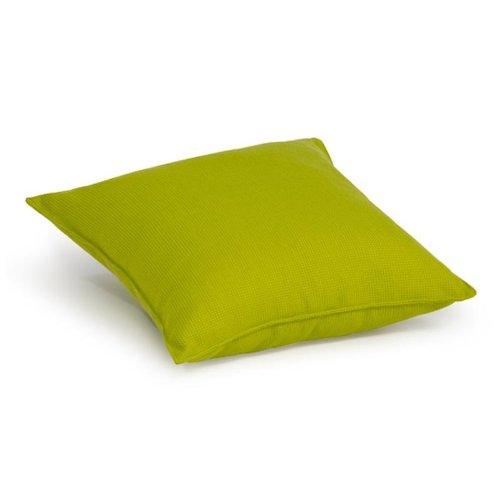 Weishäupl Outdoor Sitzkissen 50x50cm, apfelgrün Acryltuch waschbar bei 30°C H 15cm