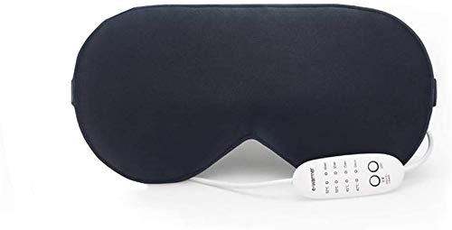 CNMGM Augenmaske USB Beheizte Heiße Dampf-Augenmaske, Die Zum Entfernen Von Geschwollenen Augen Dunkle Kreis-Augen Trockene Augen-Blepharitis-Belastung Müde Augen