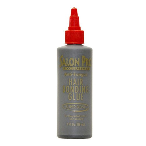 Salon Pro Anti Fungus Hair Bonding Glue Super Bond 118ml