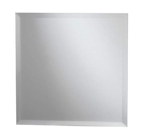 Darice Beveled-Edge Square 12 inches Mirror