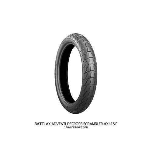 Motodak Pneu BRIDGESTONE BATTLAX ADVENTURECROSS Scrambler 110/80 R 18 M/C 58H TL