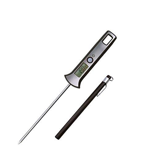 PICKME Fleisch-Thermometer, Instant-Lesen Thermometer Digital Kochen Thermometer Mit Super Long Probe Für Küche BBQ Grill Smoker Fleisch Öl Milch Joghurt Temperatur