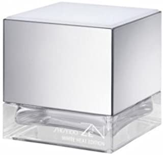 Shiseido Zen White Heat Eau de Toilette Spray, 1.7 Ounce