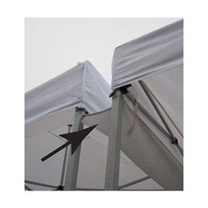 Industrial Grade 11C557 Rain Gutter Canopy Connection