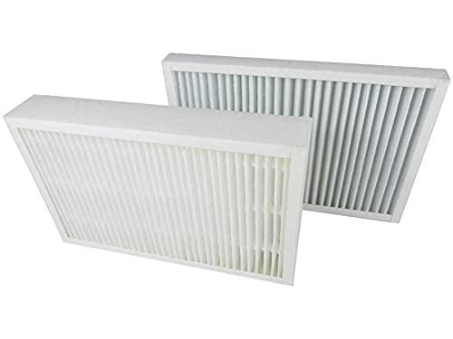 Filtro di ricambio adatto per Viessmann Vitovent 200-C   1 x M5 + F7 filtro   Sparhai24