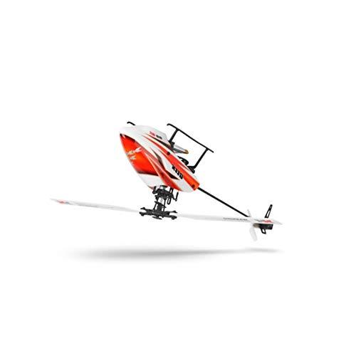 TOYYPAY 6-Kanal-Drone 3D-Kunstflug-Fernbedienung Flugzeug ABS Umweltschutz-Material Fernbedienung Hubschrauber-Modell Elektrisches Spielzeug