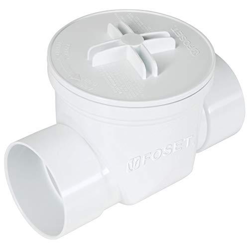 valvula para coladera fabricante FOSET