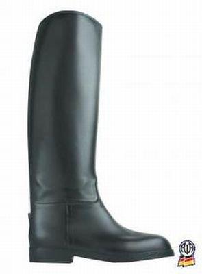 Reitstiefel PVC SWING Slush-Mould Schaftweite M schwarz Größe: 39 M