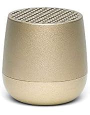 Lexon MINO TWS Pairable Bluetooth Speaker – Licht Goud