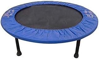Trampoline for Kids , 100 cm , Blue , AJ-79