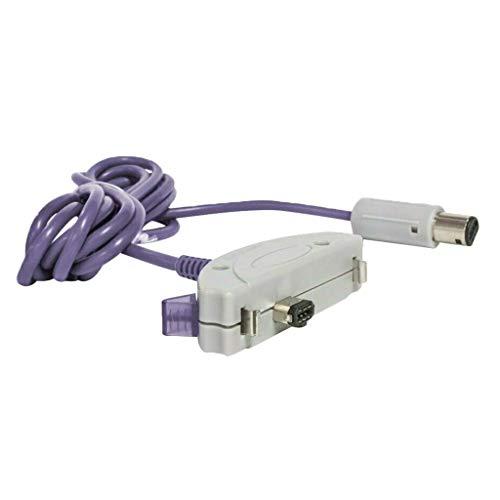 Gazechimp Cable de conexión de Cable de conexión para Game Boy Advance...