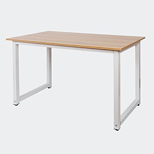 Scrivania 120x60x70cm MDF tavolo per ufficio computer