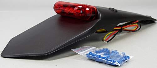 Reserveonderdelen voor/compatibel met KTM SX EXC Enduro spatbord achter met achterlicht LED