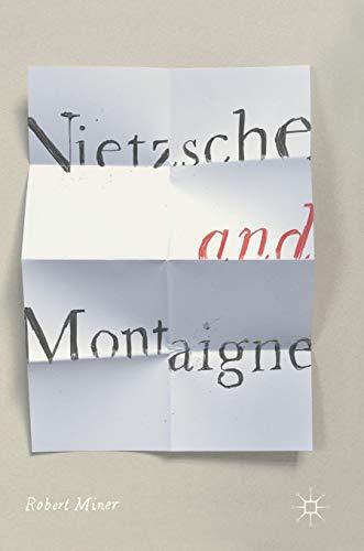 Nietzsche and Montaigne