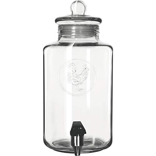 Libbey 915235 glazen dispenser, glas, 7 liter