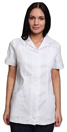 Casaca Mujer médicos enfermería Nightingale Blanco