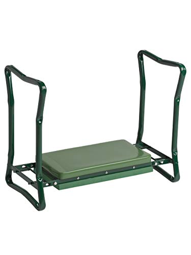 Gardener's Supply Company Extra Wide-Seat Folding Garden Kneeler...