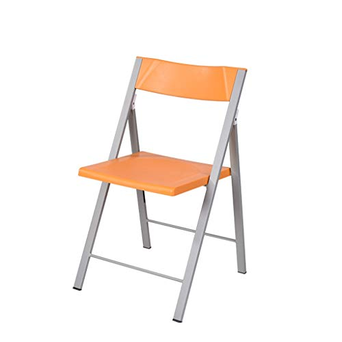 JIAX lichtgewicht en compact opvouwbare stoel computer taak bureaustoel opvouwbare stoel beweegbare stoel bureaustoel personeel werkstoel openbare plastic stoel