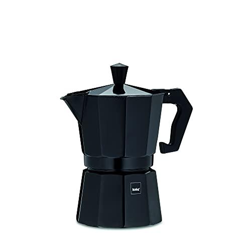 Kela 10553 Italia Espressokanne, Aluminum