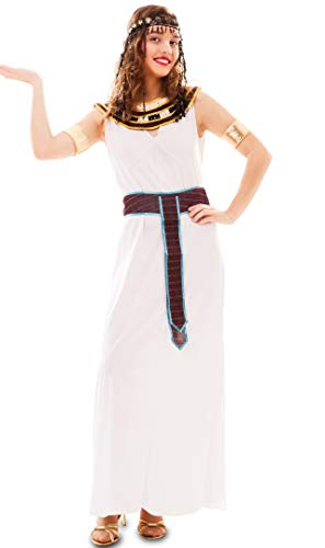 Fyasa 706484-t04egipcio disfraz de mujer, tamao grande